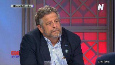 Adolfo Rubinstein puntualizó las debilidades del sistema de salud nacional  Fuente: www.canalnet.tv