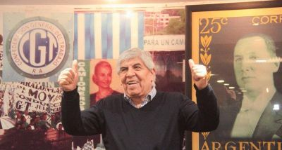 Para Moyano el anuncio de Macri de transferir 3 mil millones de pesos a las obras sociales