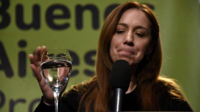 En apenas seis meses, María Eugenia Vidal endeudó a Buenos Aires por más de $ 30.000 millones
