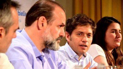 Axel denunció que Vidal discrimina a los intendentes peronistas