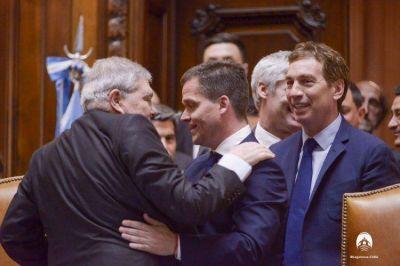 El nuevo poder en la Legislatura: Forchieri es vicepresidente primero