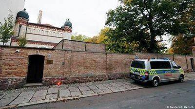 La DAIA repudió el ataque antisemita contra la sinagoga de Alemania