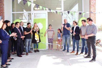 Molina puso en marcha el primer centro integral de Justicia de Quilmes en la Villa Itatí