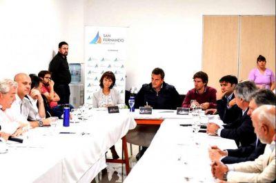 Massa y Andreotti analizaron la producción de alimentos y controles de sanidad en Argentina