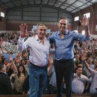 Pichetto compartió un acto en Malvinas con Jesús Cariglino