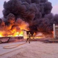 Murió un trabajador por la explosión de una planta de agroquímicos en Mercedes