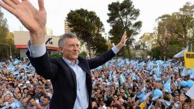 """Siguen las marchas del """"Sí, se puede"""": campaña final y también un recurso de supervivencia"""