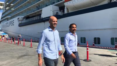 El Newman Boy que maneja el puerto se va a Miami con 10 asesores