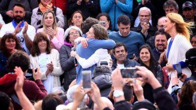 Preocupado por Pulti, Kicillof pidió que se vote la boleta completa en Mar del Plata