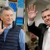 En la recta final, Macri y Fernández apuntan a los votantes moderados