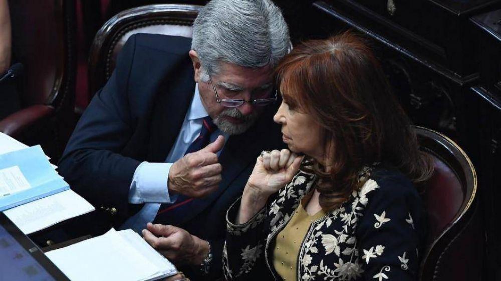 Exclusivo: cómo es el esquema de poder que piensa Cristina para el Senado