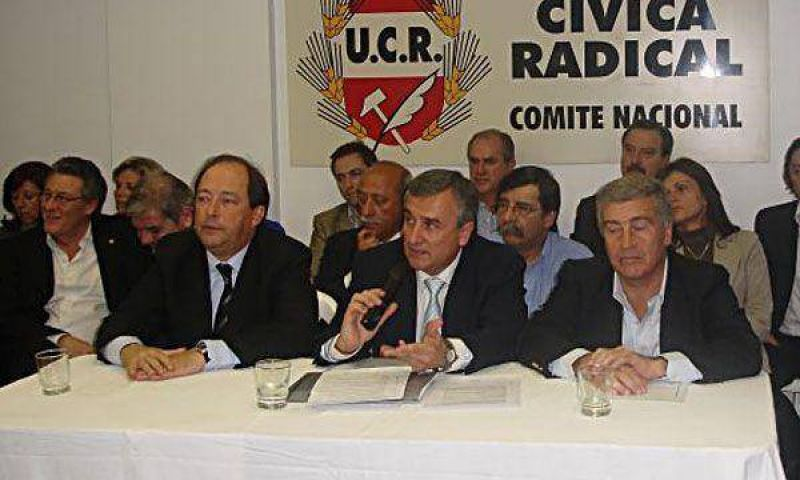 """La UCR propondrá """"muchos cambios"""" a la Ley de Medios"""
