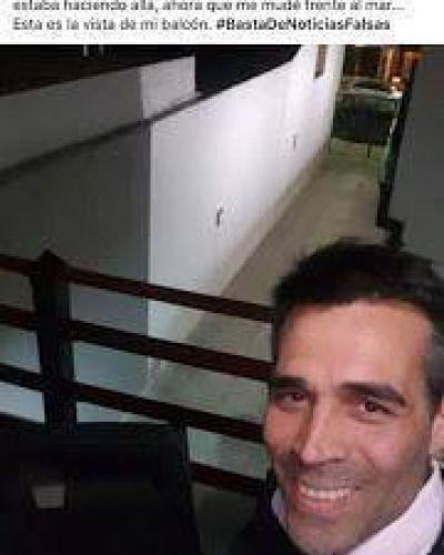 El 'penthouse' de López replicado hasta en Crónica TV, es una fake news