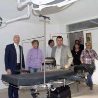 Las Flores: nuevas obras en el Hospital General Zonal