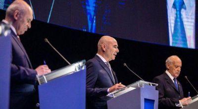Cinco candidatos, cinco formas de poner a la Argentina en el mapa mundial