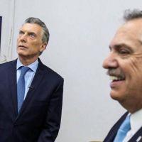 Fernández sacó ventaja en el primer debate, ante un Macri bastante entero
