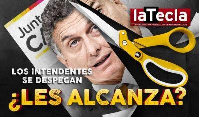 Los intendentes se alejan de Macri y Vidal, ¿les alcanza?