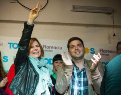 Increíble: Otro candidato de Florencia Saintout percibe 170 mil pesos mensuales del estado