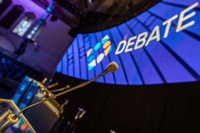 Debate presidencial 2019: Primeras impresiones sobre la novedad