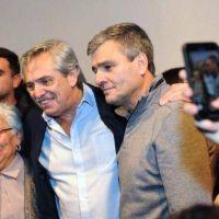 Juan Zabaleta, el intendente designado por Alberto Fernández para abrir en el Foro de Ciudades que se realiza en Rosario