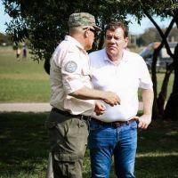 """Guillermo Montenegro: """"Cuando el Estado está en el barrio, no hay lugar para los delincuentes"""""""