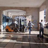 Comerciantes de la Rambla denuncian a la empresa Casino Victoria por las obras ¿sin autorización?