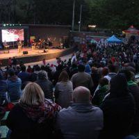 Masiva participación de artistas locales en los festejos de la ciudad