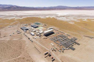 La Argentina es el cuarto productor mundial de litio