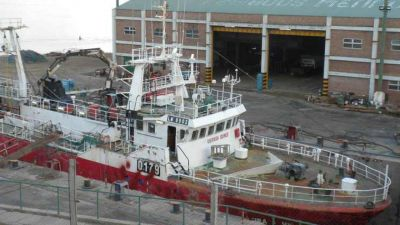 Casi 180 despidos en la pesquera Vieyra