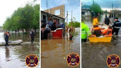 La Matanza: hay 20.000 afectados por unas inundaciones que podrían empeorar