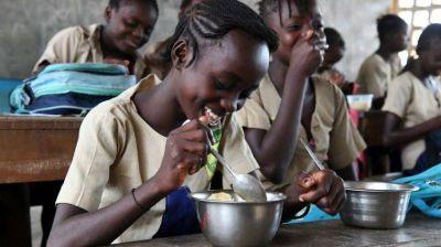 Por la mala alimentación, 1 de cada 3 chicos del mundo sufre desnutrición o sobrepeso