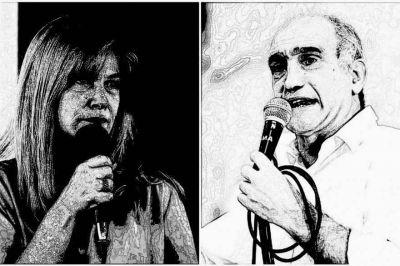 Magario y Salvador: antagonismos entre dos candidatos para la vicegobernación