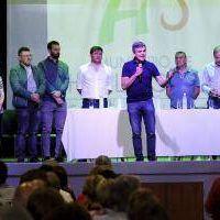 Hurlingham: Zabaleta presentó programa de regularización de entidades de bien público