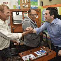 Se realizó la 5º Expo Educativa de Malvinas Argentinas