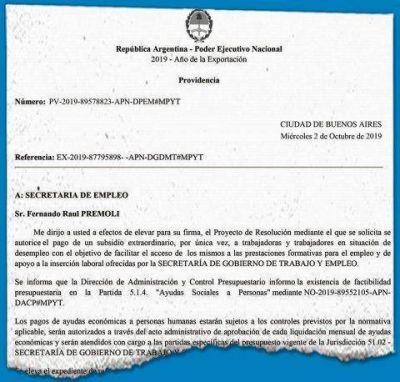 Clientelismo M: la mitad de los subsidios irregulares fue a Buenos Aires