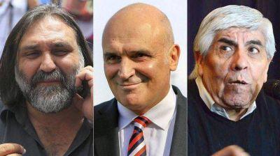 Polémica por el discurso antisindical de Espert en el debate: dardos a Moyano y Baradel