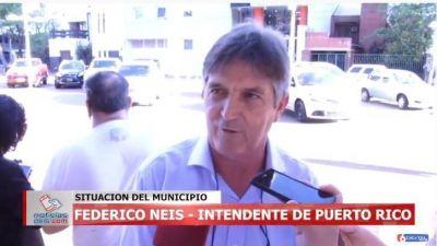 Intendente dice que devolvió el dinero del Girsu para la planta de tratamiento de residuos en Puerto Rico