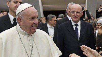 El Papa acoge la renuncia del comandante Giani: un gesto que le honra