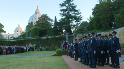 El Papa Francisco nombra un nuevo Comandante de la Gendarmería Vaticana