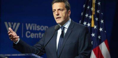 Sergio Massa se pronunció en contra del informe de la Comisión de la Memoria que ataca a periodistas