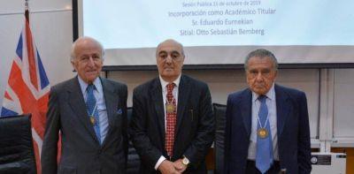 Desde 'Coti' Nosiglia y José Luis Manzano a Vilma Ibarra: el círculo rojo se juntó en una charla de Eduardo Eurnekian