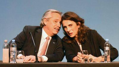 Alberto confirmó que si gana, María Eugenia Bielsa será ministra de Vivienda y Urbanismo