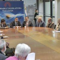 Presentaron el informe final de la Comisión de Emergencia Hídrica