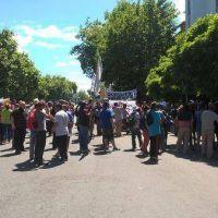 Paro indeterminado de actividades de trabajadores municipales