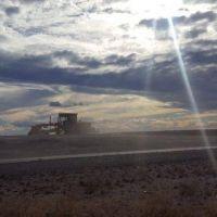 En riesgo los acueductos que abastecen a Puerto Madryn