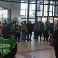 Contundente paro en las sedes de PAMI en Río Negro