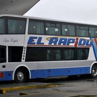 """Más de 100 despidos en la empresa de colectivos """"El Rápido"""""""