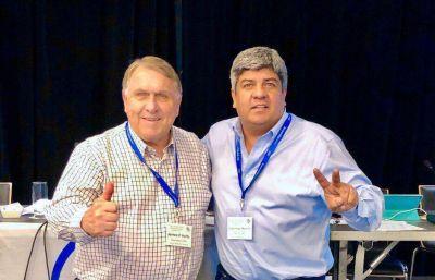 ITF: Pablo Moyano y Jimmi Hoffa juntos en defensa de la clase trabajadora