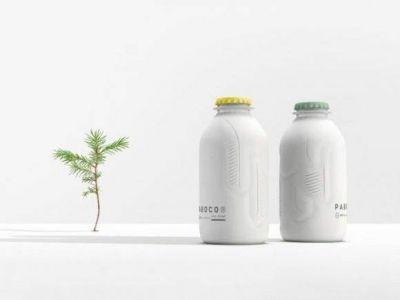 Coca Cola participará en la creación de la primera botella de papel 100% reciclable