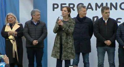 Vidal prometió destinar 9 de cada 10 pesos de préstamos a pymes en un segundo mandato